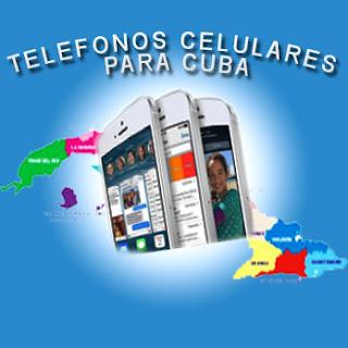 entrar celulares a Cuba
