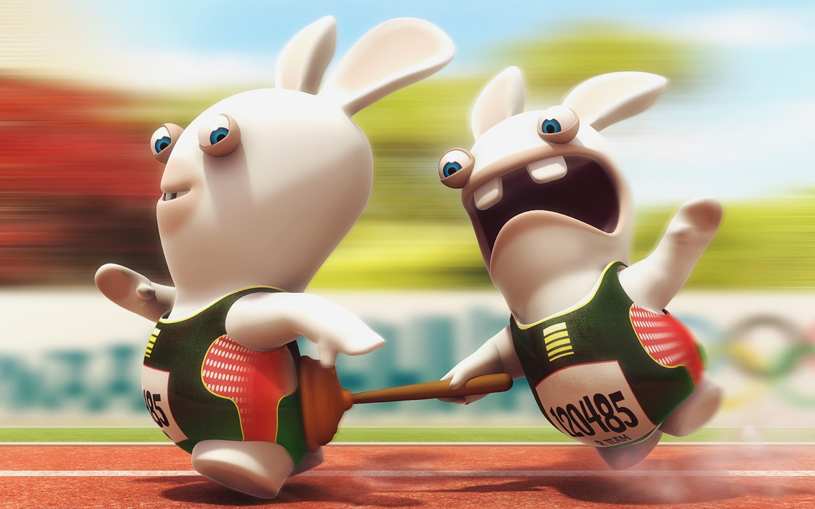 Rabbits Game