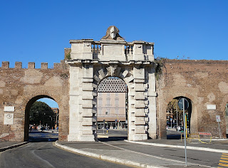 The San Giovanni neighbourhood is the area around Porta San Giovanni, south of the centre of Rome