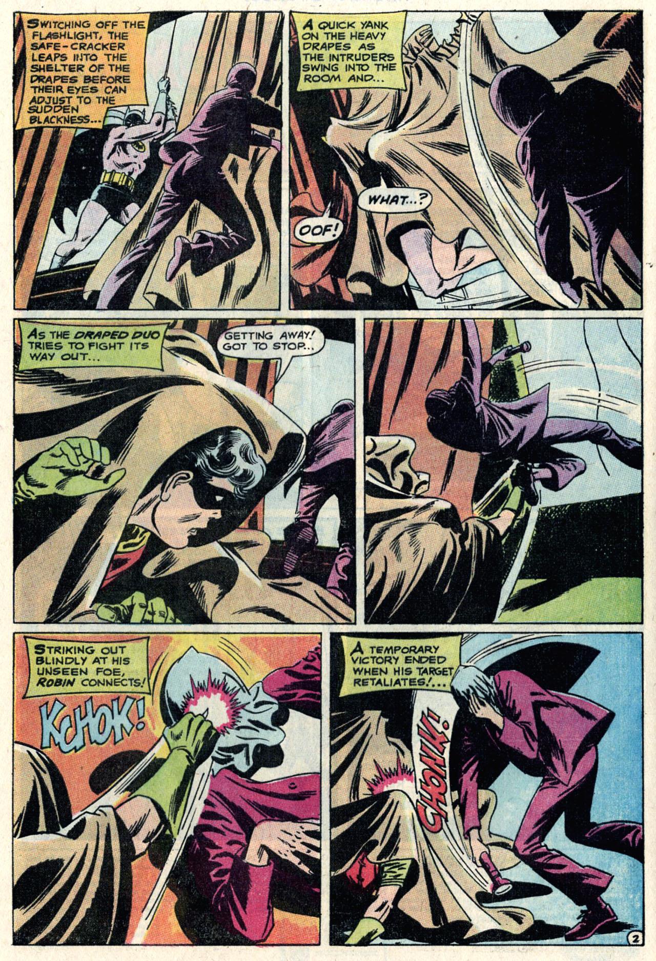 Detective Comics (1937) 393 Page 3