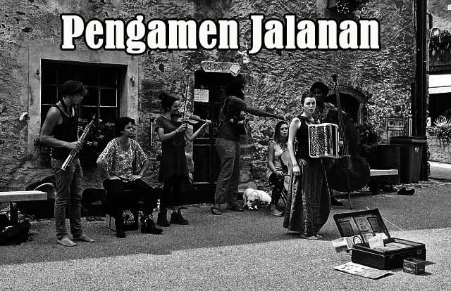 Puisi Pengamen Jalanan