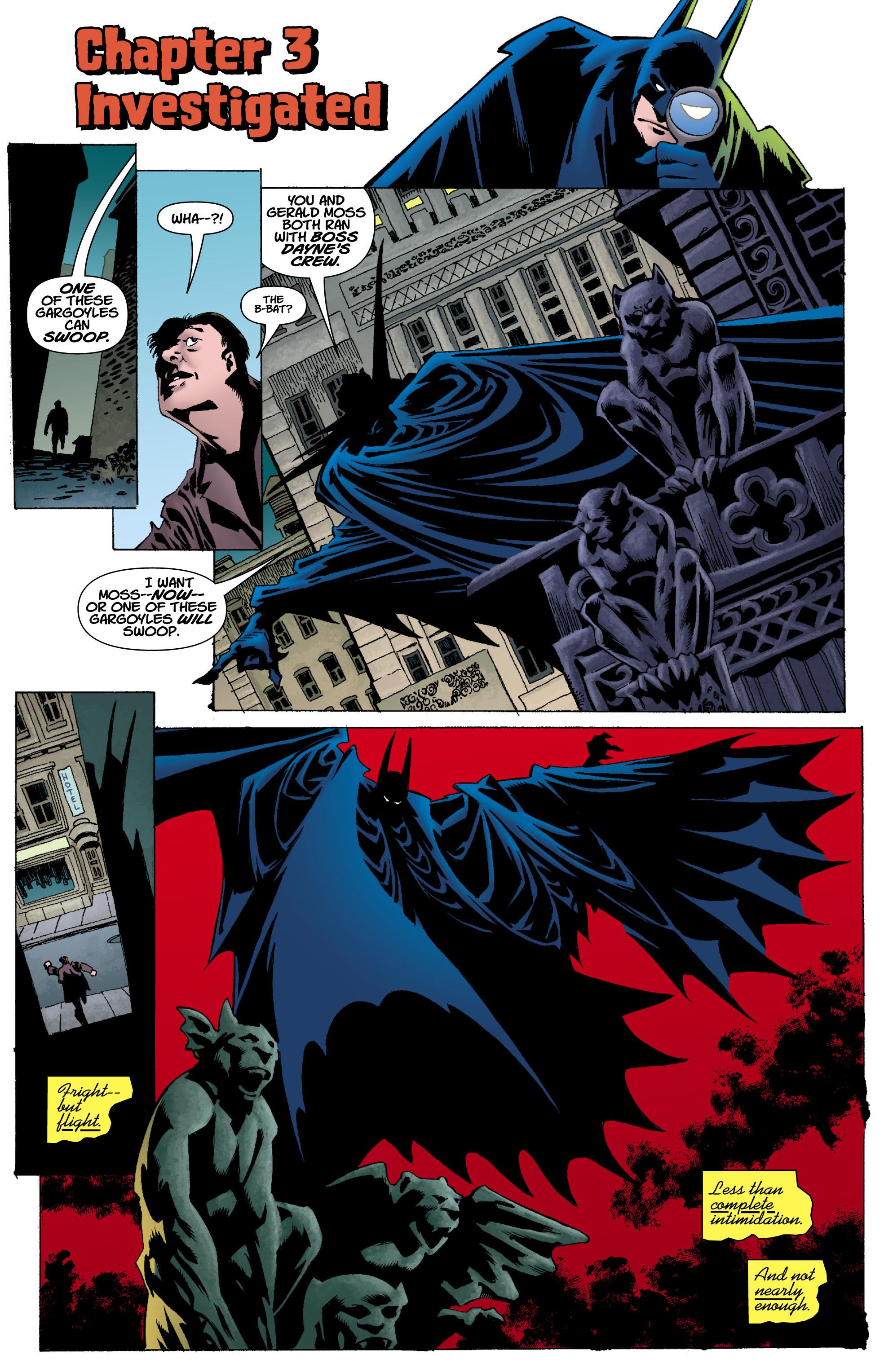 Read online Batman: Unseen comic -  Issue #2 - 8