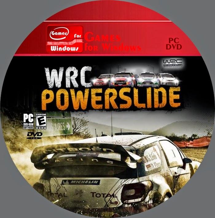 Powerslide Pc Game: WRC Powerslide (Cover)