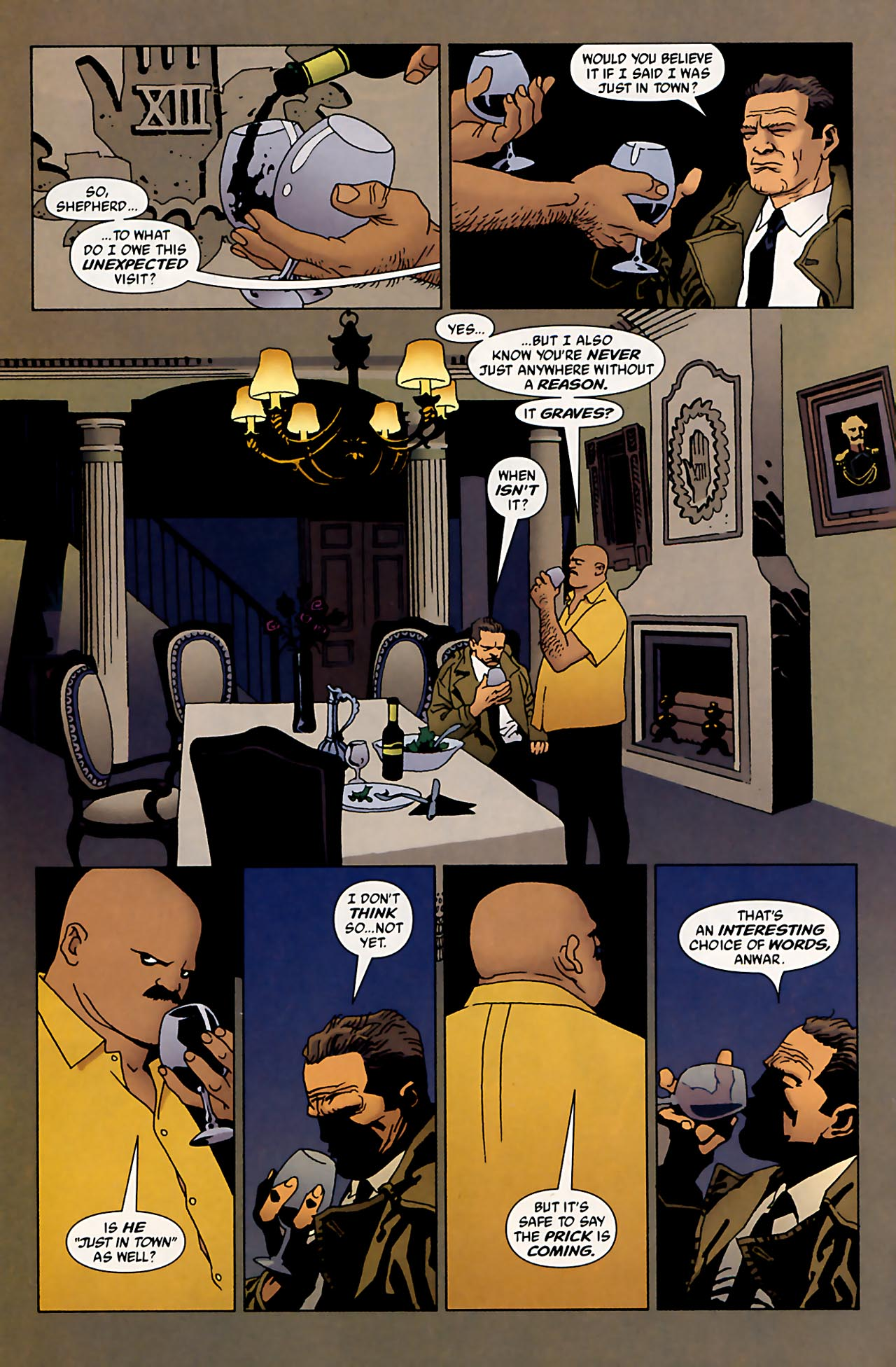 100 Bullets 53 Page 2