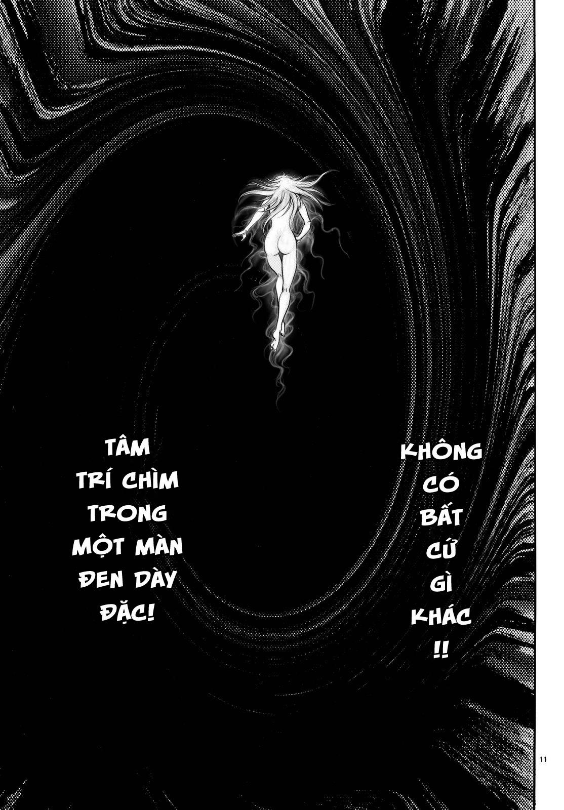 Chú Bé Rồng - Ryuuroden chap 274 - Trang 11