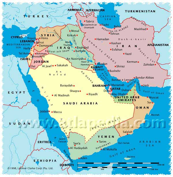 Are The Arab Gulf States Really Ready for a Regional ...