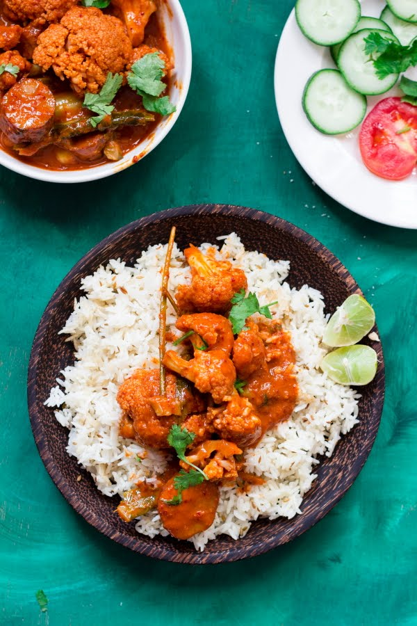 How to make vegan Malaysian Rendang curry at One Teaspoon Of Life