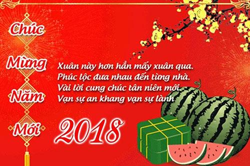 chúc mừng năm mới của công ty Minh Châu