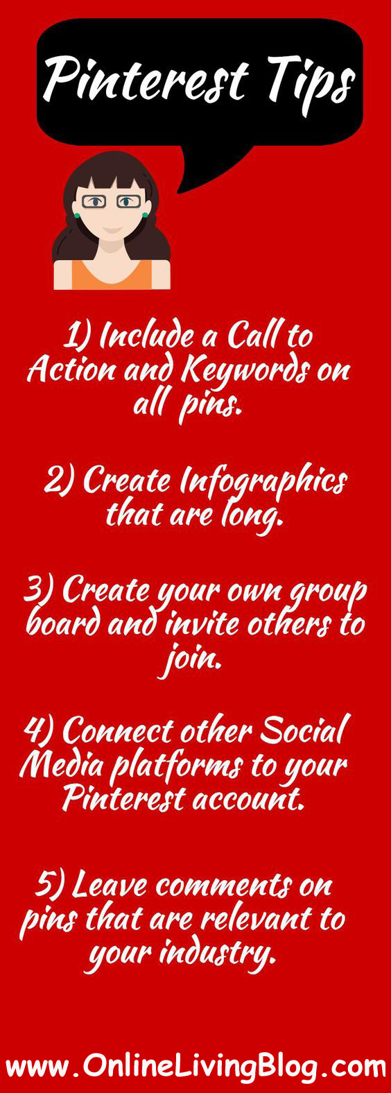 Successful Pinterest marketing strategies