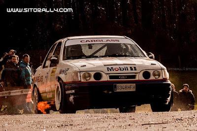 Rally Solo Escort 2016