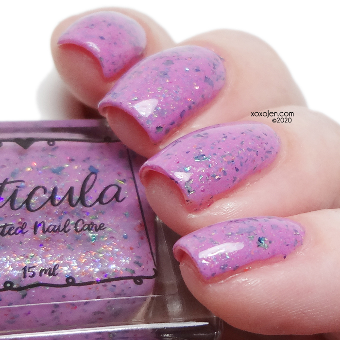 xoxoJen's swatch of Cuticula Stronger Than Yesterday
