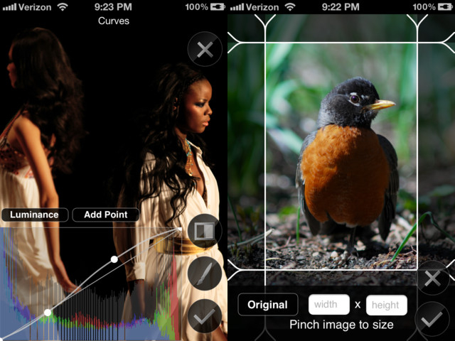 Useful Mobile apps for photographers Filterstorm