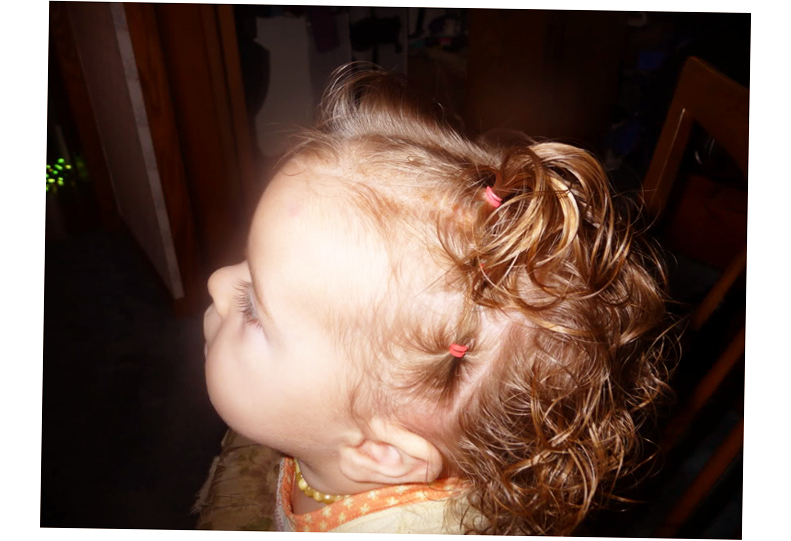 Baby Girl Hairstyles Short Picture