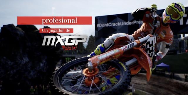 Se anuncia MXGP Pro para el 29 de junio