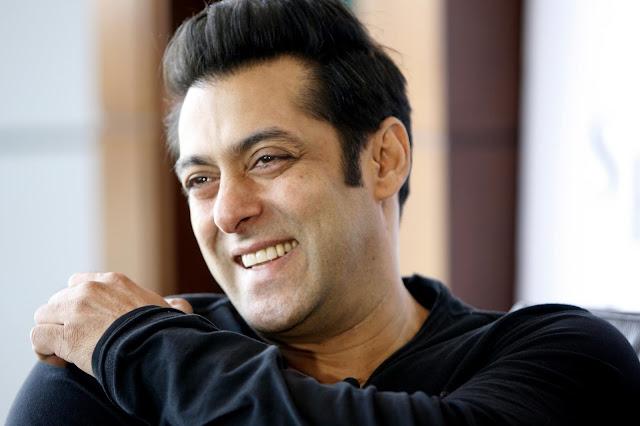 Salman Khan Charging