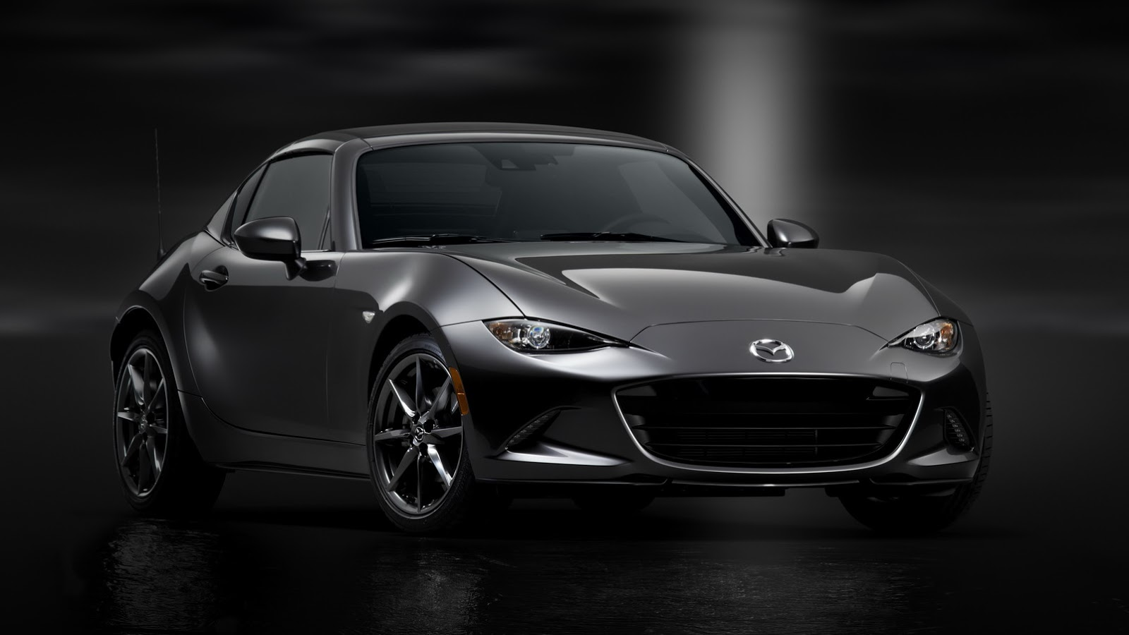 new mazda mx 5 rf aka the retractable fastback you ve all been waiting for carscoops. Black Bedroom Furniture Sets. Home Design Ideas