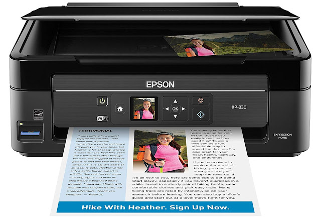 Cara Cleaning Printer Epson Dengan Mudah