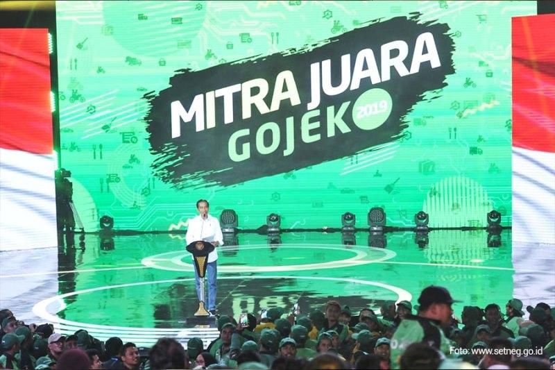 """Presiden: """"Pertumbuhan Ekonomi Digital"""" Saatnya Startup Indonesia Naik ke Pentas Dunia"""
