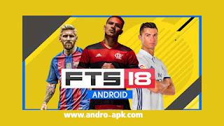 تحميل لعبة FTS 19 AFF 2018 V2 نسخة مهكرة