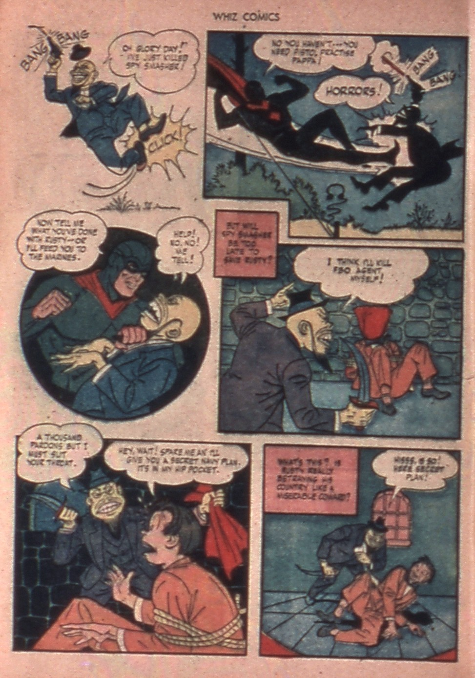 WHIZ Comics issue 65 - Page 24
