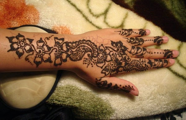 Diwali Henna Designs: Mehndi Design Images Patterns Dress Simple Tattoo For