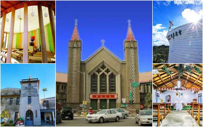 這裡也有異國風|全台灣特色教堂 懶人包資訊