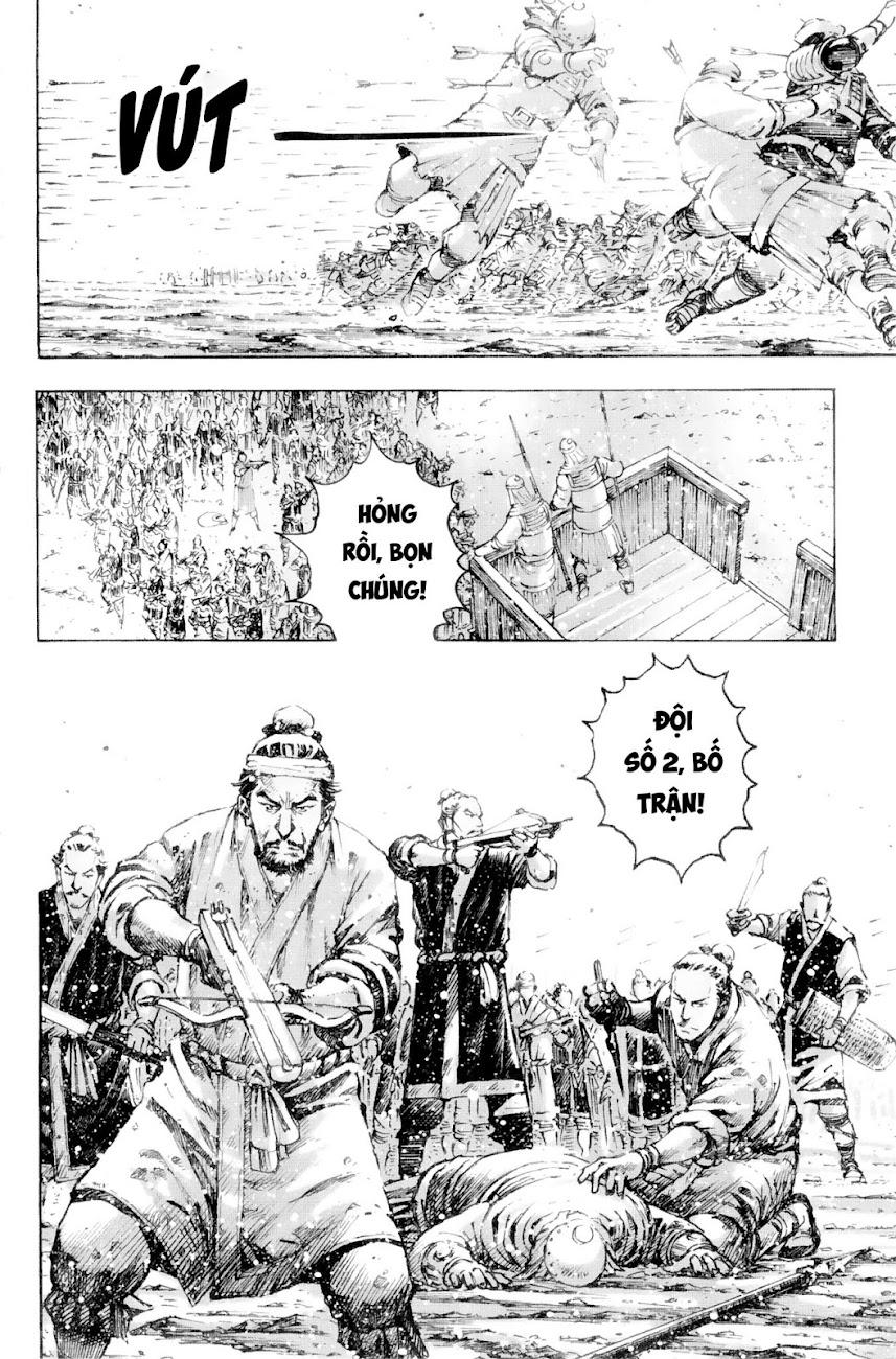 Hỏa phụng liêu nguyên Chương 404: Đệ nhất tiểu tướng [Remake] trang 18