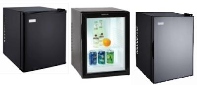 Tủ lạnh minibar Homesun Phúc Hòa – 3 loại: cánh nhựa, cánh trong, cánh gương
