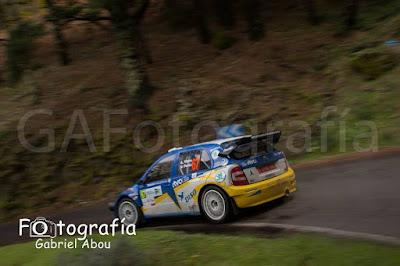 ERC 40 Rallye Islas Canarias