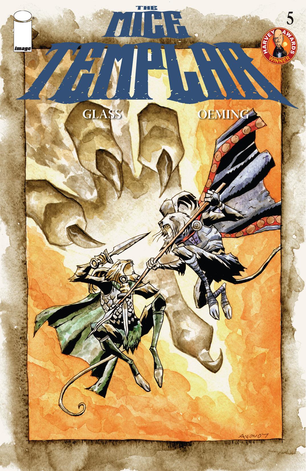 The Mice Templar Volume 1 5 Page 1