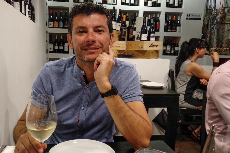 Tapear en Huelva con Antonio Ruiz