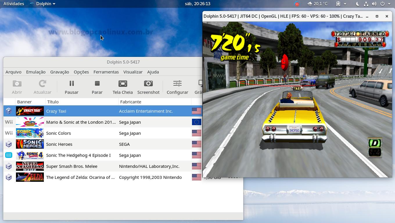 Como instalar o Dolphin Emulator no openSUSE e no Fedora Workstation