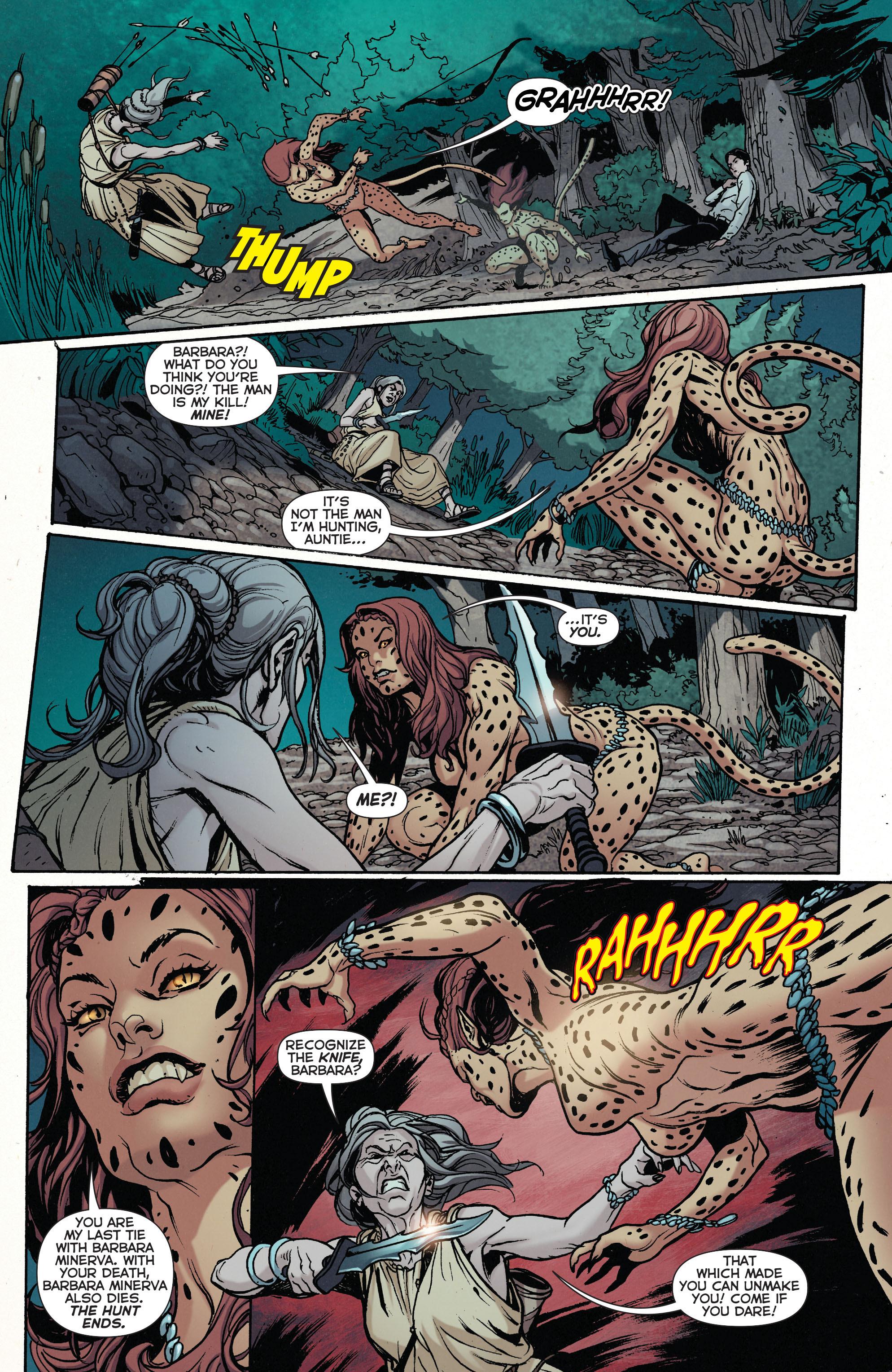 Read online Wonder Woman (2011) comic -  Issue #23.1 - 19