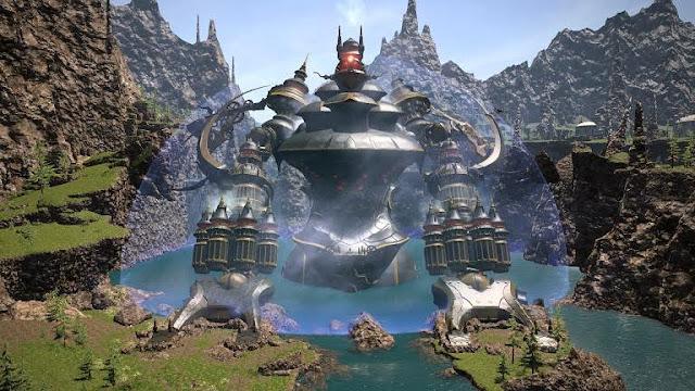 Final Fantasy XIV concreta las novedades de su parche 3.4