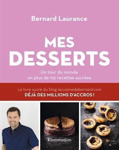 livre dessert bernard