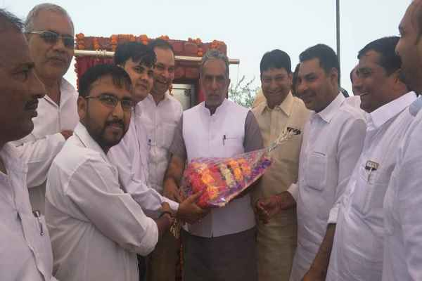 minister-krishan-pal-gurjar-gifted-prithla-rs-380-crore-4-pul-in-4-months