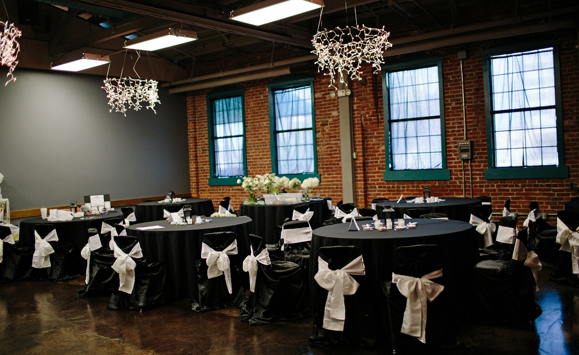 Discovery Center Springfield MO Wedding Venue