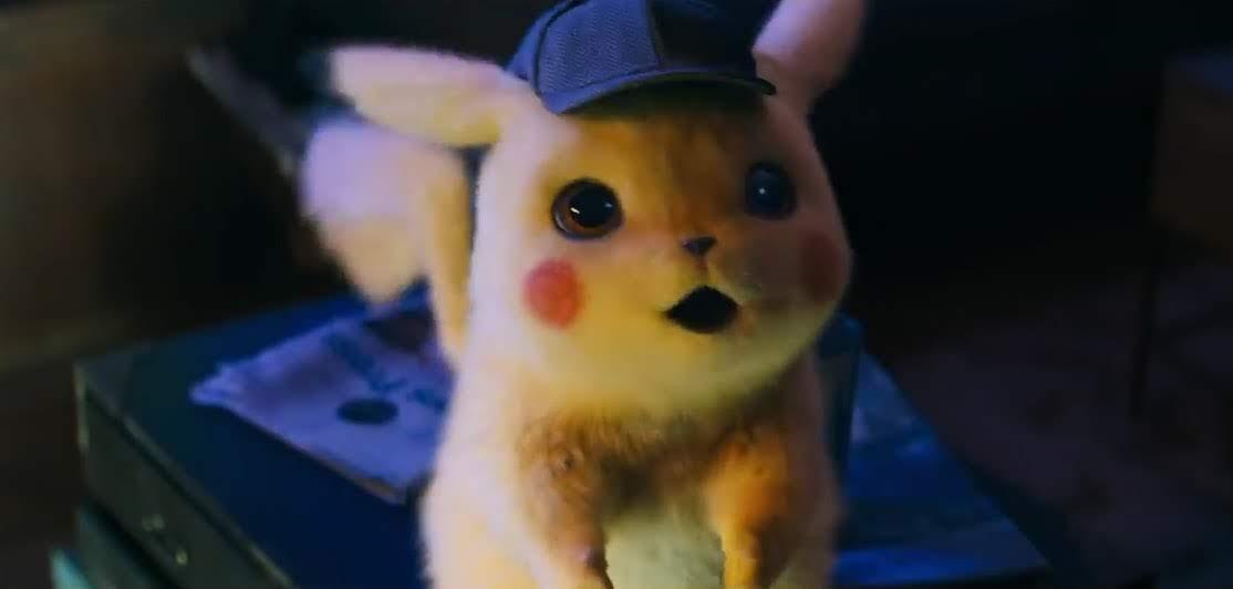Detective Pikachu : デッドプールのライアン・レイノルズがピカチュウとして、おなじみの減らず口を叩きまくるハリウッド版「ポケモン」の実写映画「名探偵ピカチュウ」が、いきなり全長版の予告編を初公開 ! !