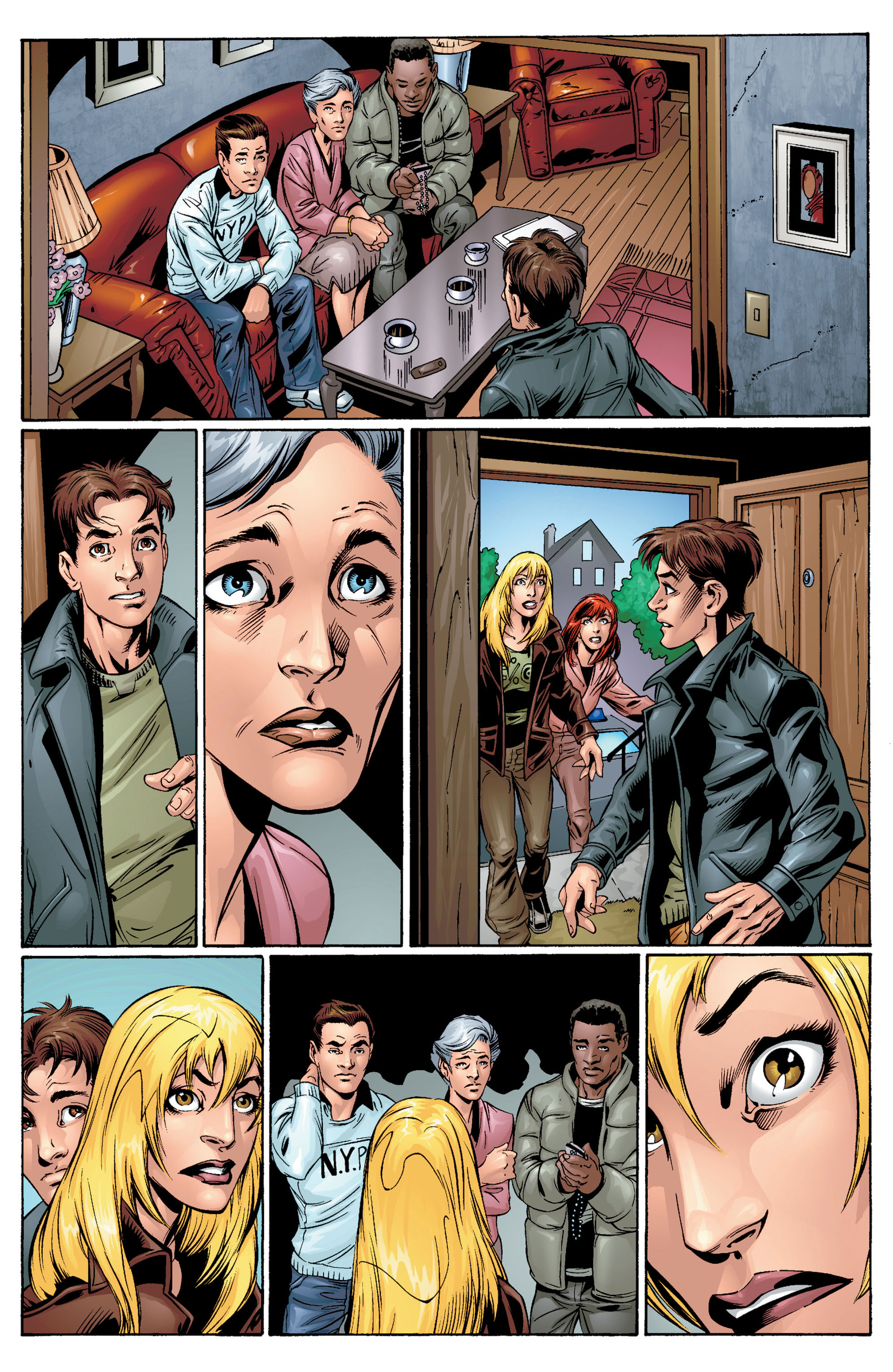 Read online Ultimate Spider-Man (2000) comic -  Issue #31 - 12
