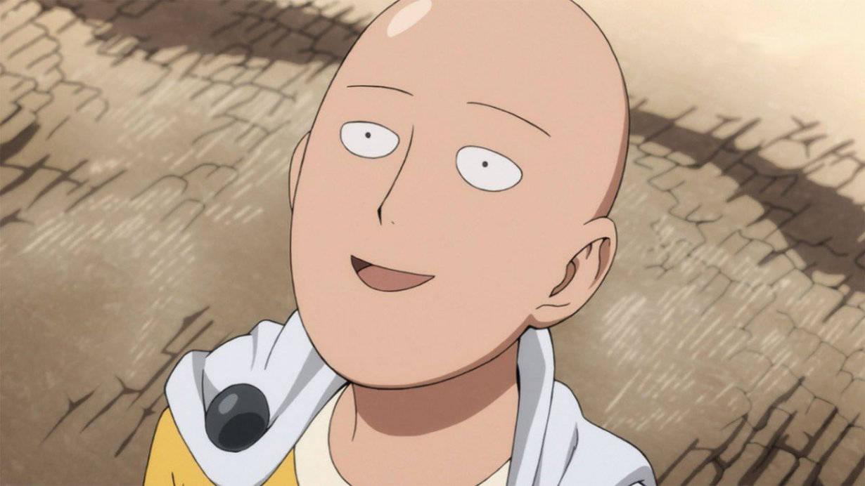 Saitama z One Punch Man