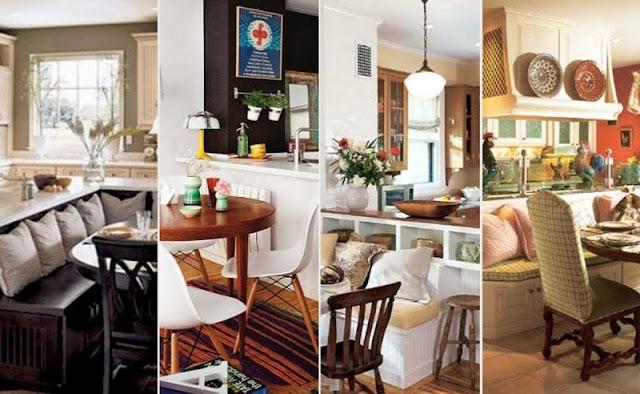50+ Ιδέες για ενιαίο Καθιστικό-Κουζίνα