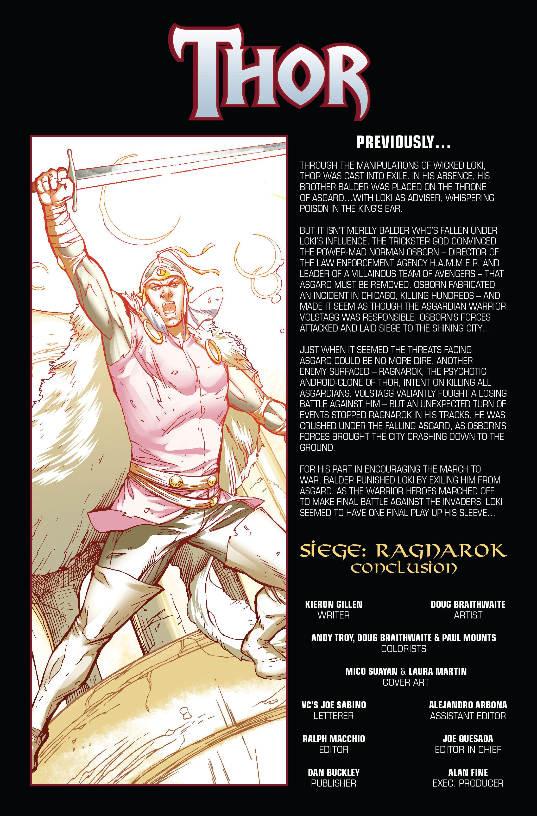 Thor (2007) Issue #610 #23 - English 2