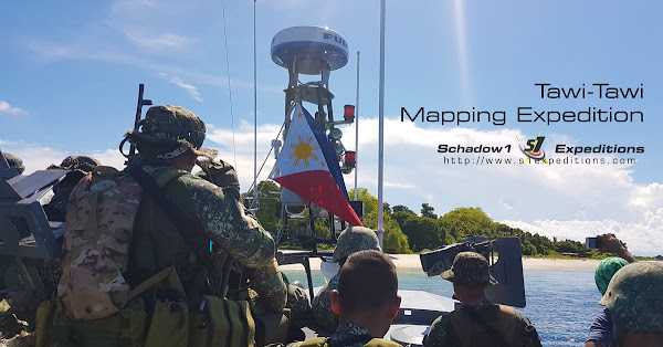 Tawi-Tawi Mapping Expedition - Schadow1 Expeditions