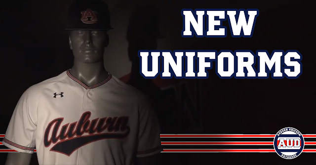 auburn baseball 2018 uniforms