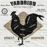 Yardbird Southern Table and Bar - Las Vegas - located inside the Venetian. We went for lunch and it was fantastic! The burger was one of the best we've ever eaten! The cocktails are amazing! We can't wait to go back! A MUST on your next Vegas trip!