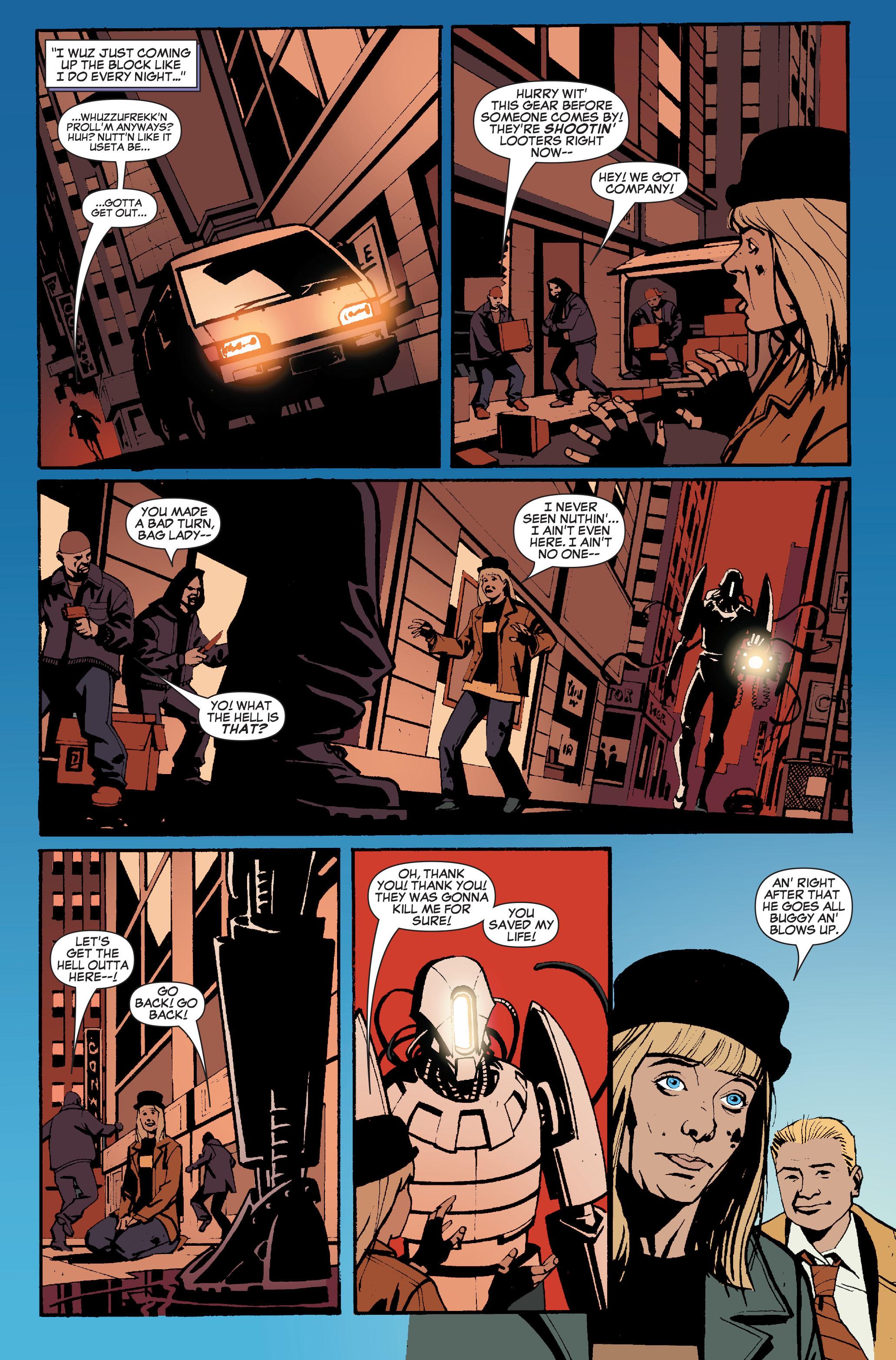 Read online World War Hulk: Front Line comic -  Issue #5 - 18