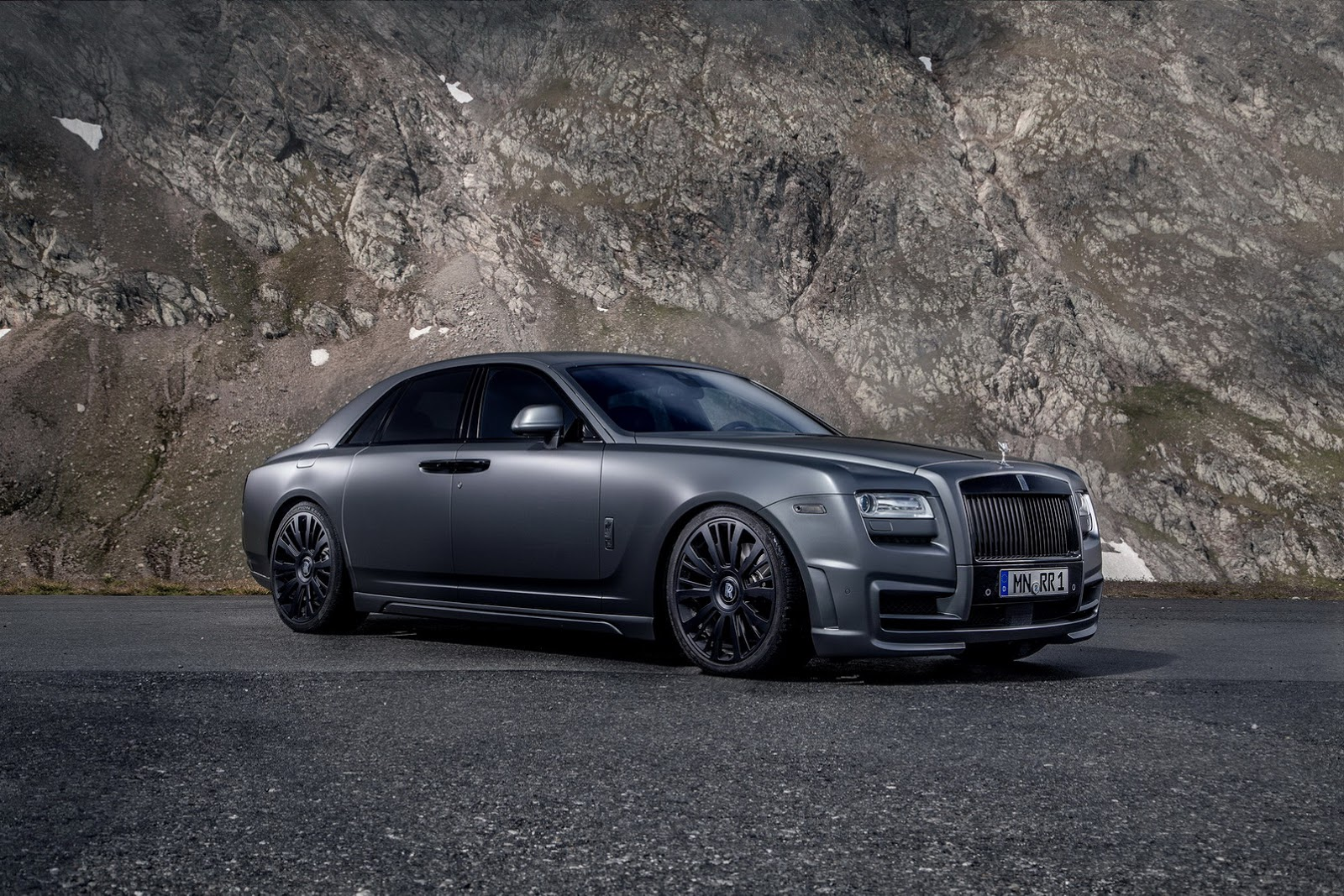 Novitec S Spofec Gives Rolls Royce Ghost Up To 699hp