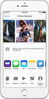 Incorporan nuevas funciones en Yahoo Mail para i OS