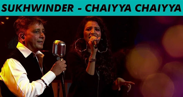 Chaiyya Chaiyya - Sukhwinder Singh @ MTV Unplugged Season 5