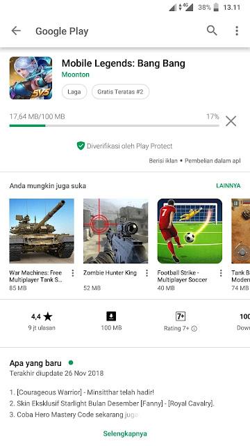 cara ampuh mengatasi download tertunda di play store
